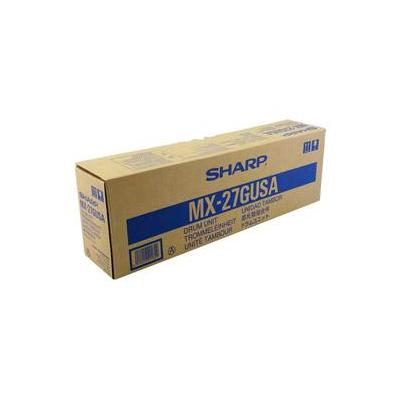 Sharp MX-2300, 2700 kit zwart en kleur Drum - Zwart, Cyaan, Magenta, Geel