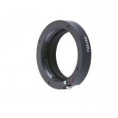 Novoflex lens adapter: FUX/LEM - Zwart