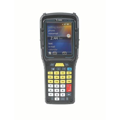 Zebra PDA: Omnii XT15 Freezer - Zwart
