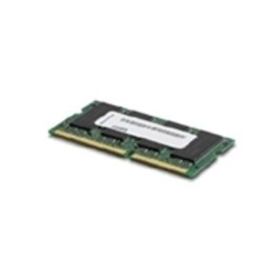 Lenovo RAM-geheugen: 1GB PC3-8500 DDR3-1066