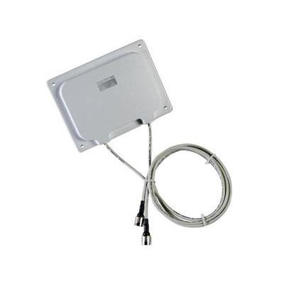 Cisco antenne: Aironet 6.5-dBi Diversity Patch Antenna - Wit (Open Box)