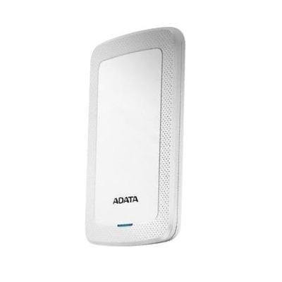 ADATA HDD Ext HV300 2TB White Externe harde schijf - Wit