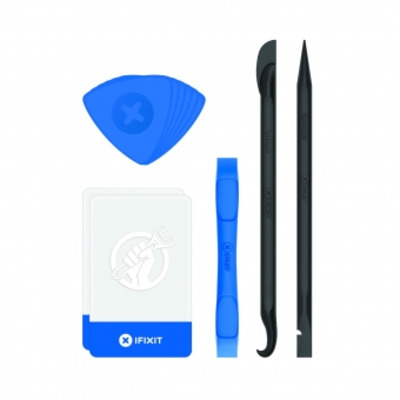 IFixit Prying and Opening Tool Assortment - Zwart,Blauw