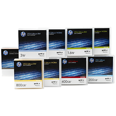 Hewlett Packard Enterprise LTO-7 Ultrium WORM, 15 TB Datatape