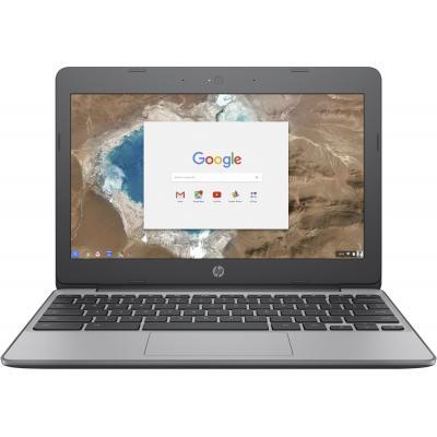 Hp laptop: Chromebook 11-v001nd - Zilver