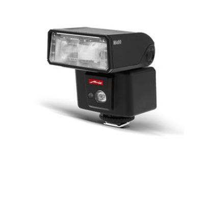 Metz mecablitz M400 Camera flitser - Zwart
