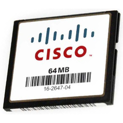 Cisco MEM-C4K-FLD64M= Networking equipment memory