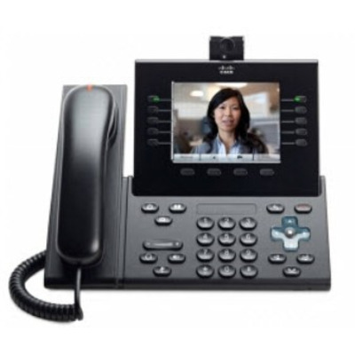 Cisco 9951 IP telefoon - Houtskool