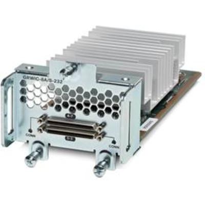 Cisco interfaceadapter: GRWIC-8A/S-232=