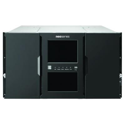 Tandberg Data NEOxl 80 Tape autoader - Zwart