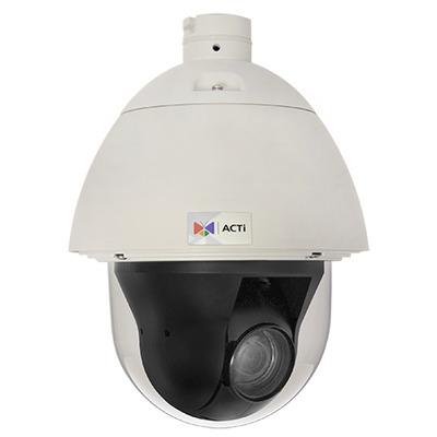 ACTi I99 Beveiligingscamera - Zwart, Transparant, Wit