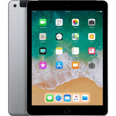 Apple tablet: iPad (2018) WiFi + Cellular 128GB - Grijs
