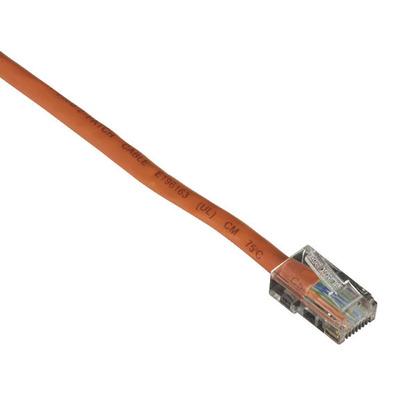 Black Box CAT6PC-B-010-OR UTP-kabels