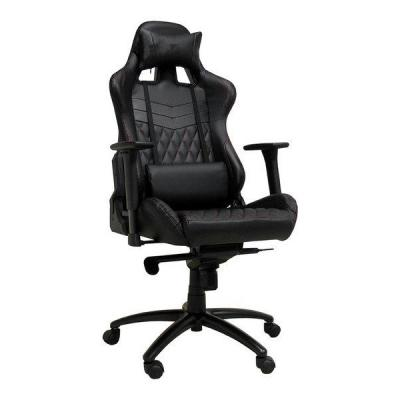 Lc-power stoel: Ergonomic gaming chair with removable head and haunch cushions