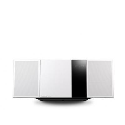 Panasonic home stereo set: Micro HiFi System SC-HC397 - Wit