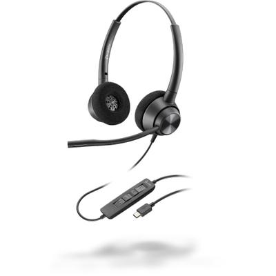 POLY EncorePro 320 Headset - Zwart