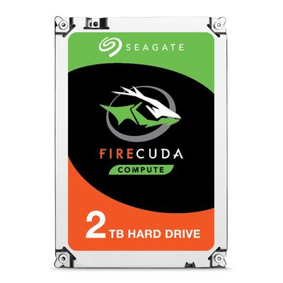 """Seagate 2 TB, SATA III, 8.89 cm (3.5"""") , 9.5 ms, 6.0/3.0/1.5 Gb/s Interne harde schijf"""