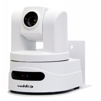 Vaddio camera beugel/bracket: Thin Profile Wall Mount Bracket - Wit