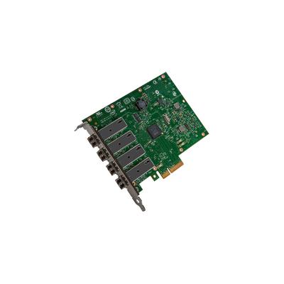Intel Ethernet Server Adapter I350-F4 Netwerkkaart - Groen