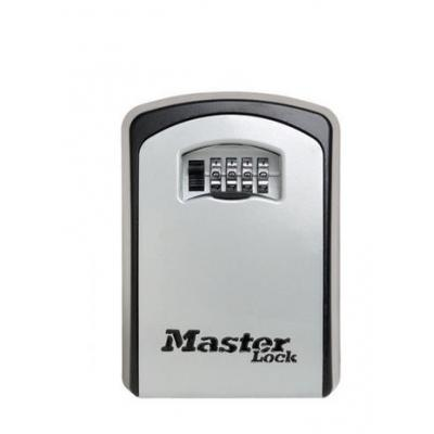 Master lock sleutelkast: Extra Large Key Lock Box Select Access - Zwart, Grijs