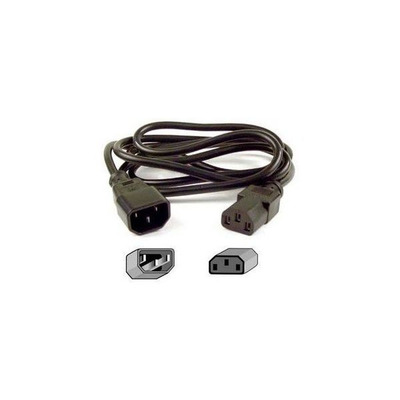 Eaton Output cable 10A Electriciteitssnoer - Zwart