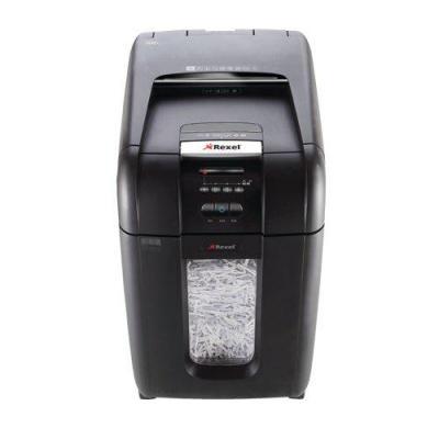 Rexel Auto+ 300X Papierversnipperaar - Zwart