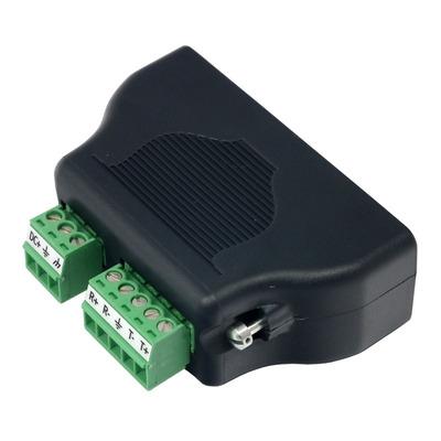 Lantronix 500-171-R Kabel adapter - Zwart