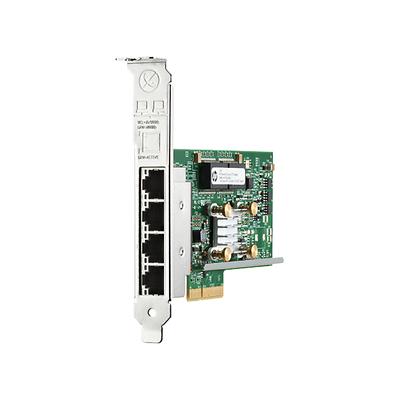 Hewlett Packard Enterprise 331T netwerkkaart - Groen, Grijs
