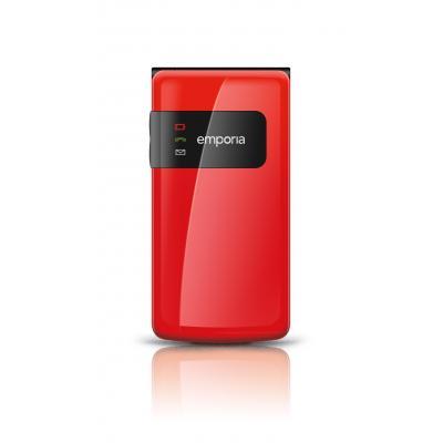 Emporia FLIPbasic mobiele telefoon - Rood