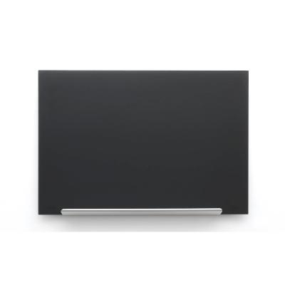 Nobo whiteboard: Diamond glasbord zwart ft 188,3 x 38,1 cm