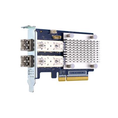 QNAP Fibre Channel Erweiterungskarte 16/8/4 Gb/s, 16Gb, QTS 4.4.1 Netwerkkaart