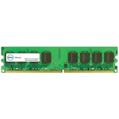 Dell RAM-geheugen: 8GB, DDR3L SDRAM, 1600MHz, ECC, DIMM 240-pin, 1.35V - Groen
