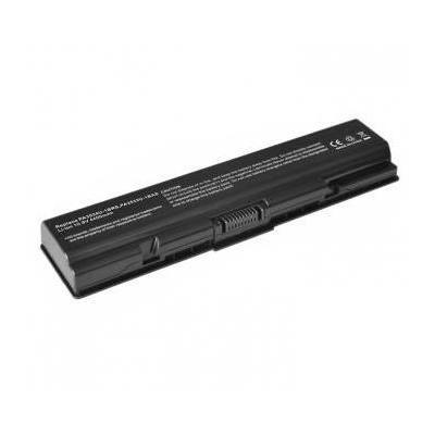 Toshiba Li-Ion 4000mAh Notebook reserve-onderdeel - Zwart