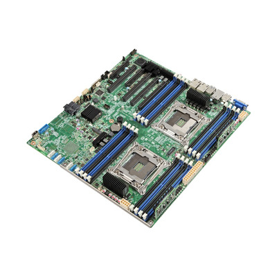Intel DBS2600CWTSR server/werkstation moederbord