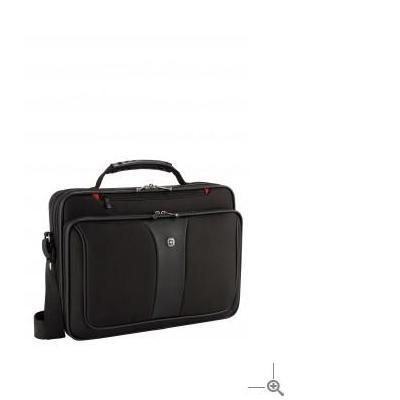 Wenger/swissgear laptoptas: LEGACY - Zwart