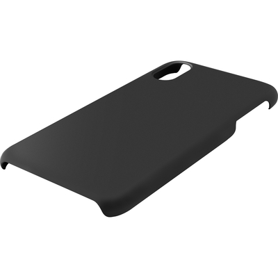 Sandberg Cover iPhone XS Max Hard Black Mobile phone case - Zwart