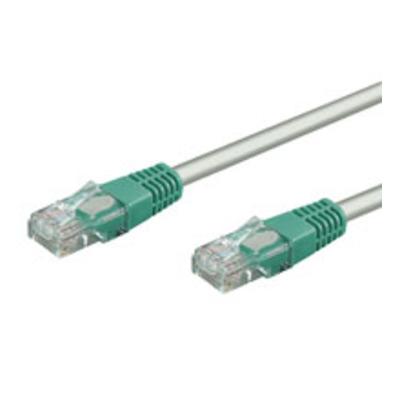 Goobay CAT 5-100 UTP Crossover 1m Netwerkkabel