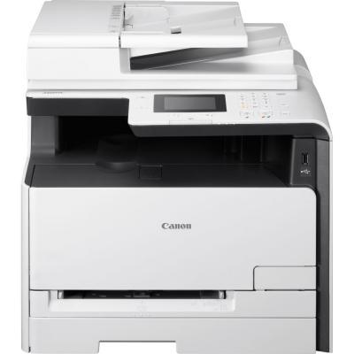 Canon multifunctional: i-SENSYS MF628Cw - Zwart, Cyaan, Magenta, Geel