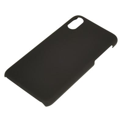 Sandberg Cover iPhone X/XS hard Black Mobile phone case - Zwart