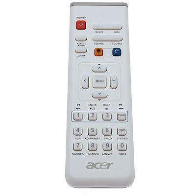 Acer afstandsbediening: VZ.K2300.001 - Wit