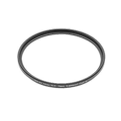 CamLink Slim UV filter 72mm Camera filter - Zwart