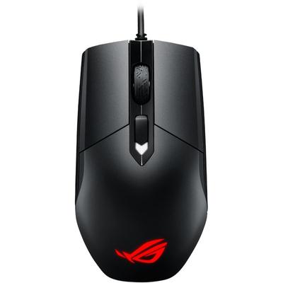 Asus computermuis: ROG Strix Impact - Zwart