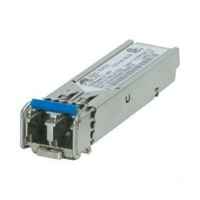 Allied Telesis AT-OSPLX10 Netwerk tranceiver module - Zilver