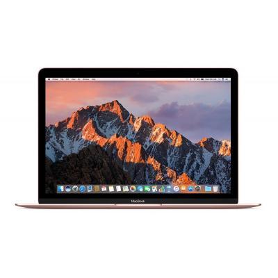 """Apple MacBook 12"""" 17M M3-7Y32/8GB/256GB - Refurbished Laptop - Roze goud"""