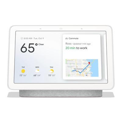 "Google Nest Hub 7"" Touch - Wit"