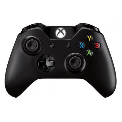 Microsoft game controller: Xbox ONE Controller - Zwart