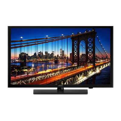 "Samsung 32"", 1366 x 768 px, Smart TV, Wi-Fi, 2 x HDMI, 28W, A+, VESA - Zwart"
