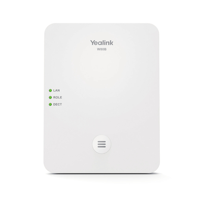 Yealink W80B Dect basisstation - Wit