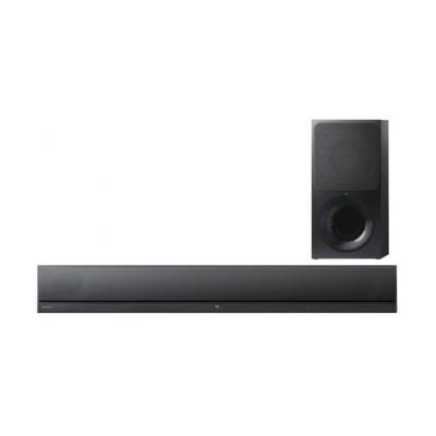Sony soundbar speaker: 300W, 2.1-kanaals, Draadloze subwoofer - Zwart