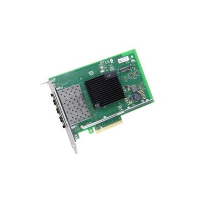 Intel X710-DA4 Netwerkkaart - Zwart,Groen